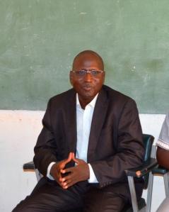 Hamadou DIALLO, Directeur en charge de l'Education Préscolaire et Primaire